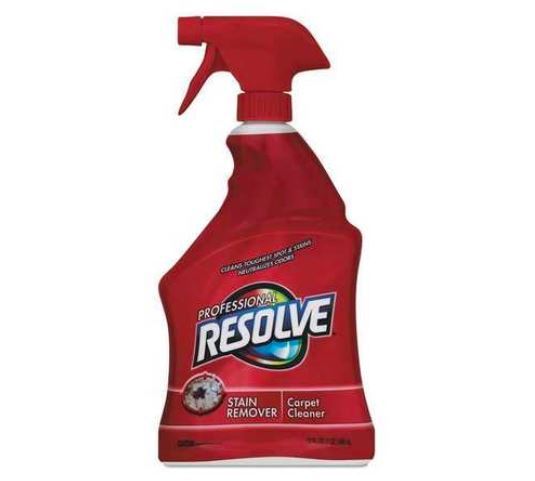 Resolve Stain Remover Carpet Cleaner