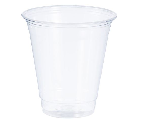 Conex ClearPro® Clear Polypropylene Cups