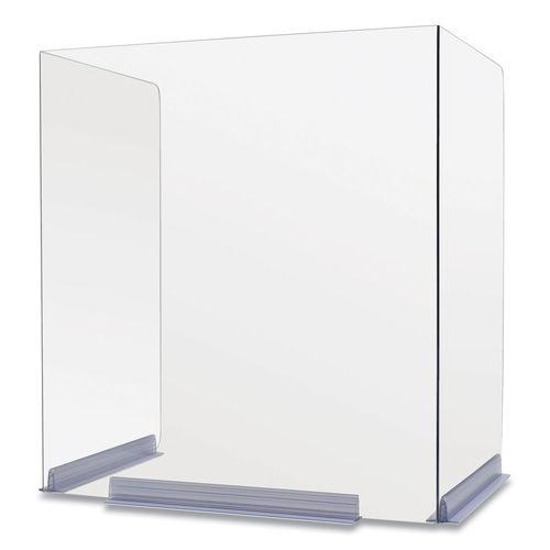 Classroom Barriers, Polycarbonate 22x16x24, 4/CS