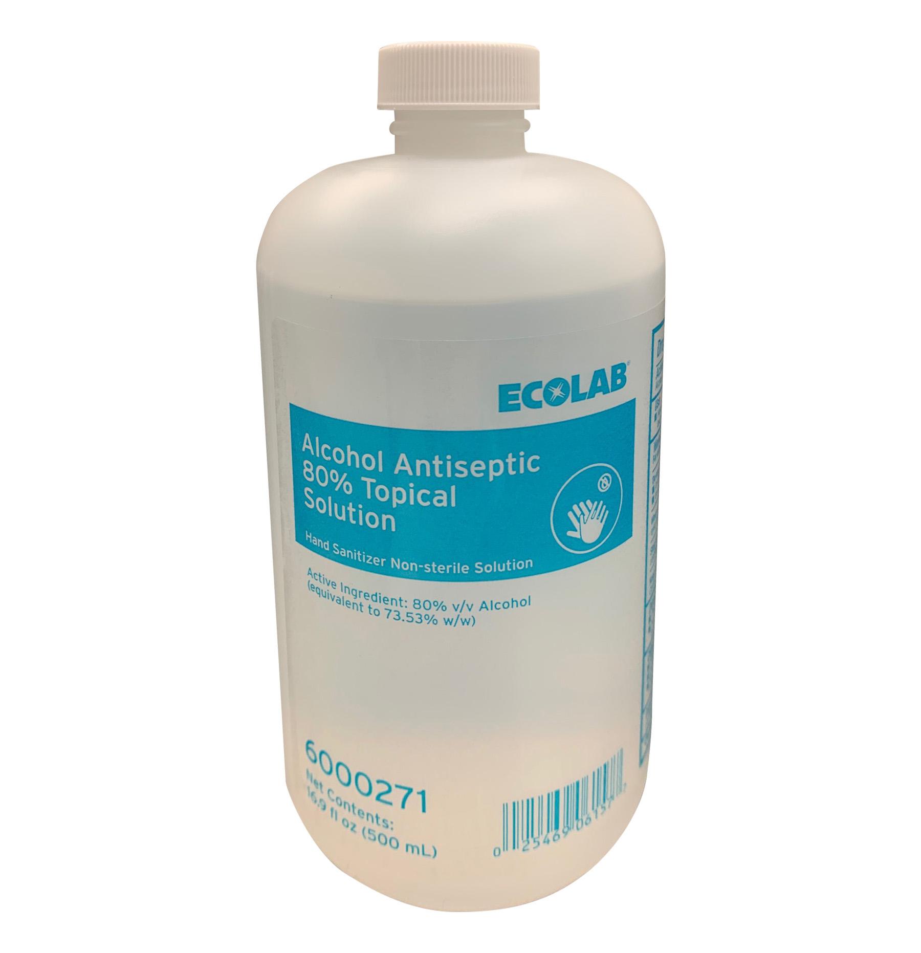 12/500mg 80% Topical Hand Sanitizer Desktop