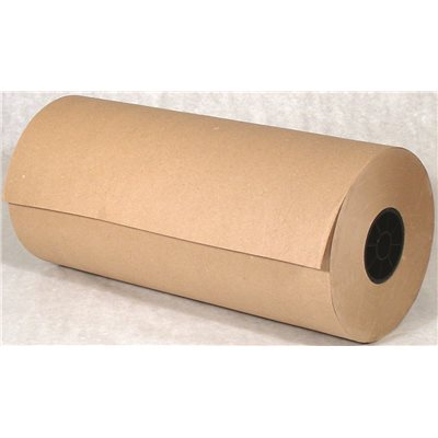 "24"" 30# Recycled Kraft Roll"