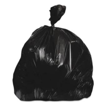 BlueCollar™ 37 x 47 in. 1.2 mil 44 gal Can Liner in Black