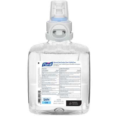 PURELL® Advanced Hand Sanitizer Green Certified Foam