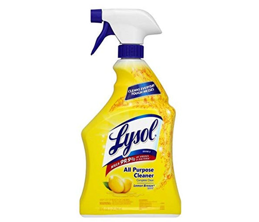 Lysol RTU All Purpose Cleaner Lemon