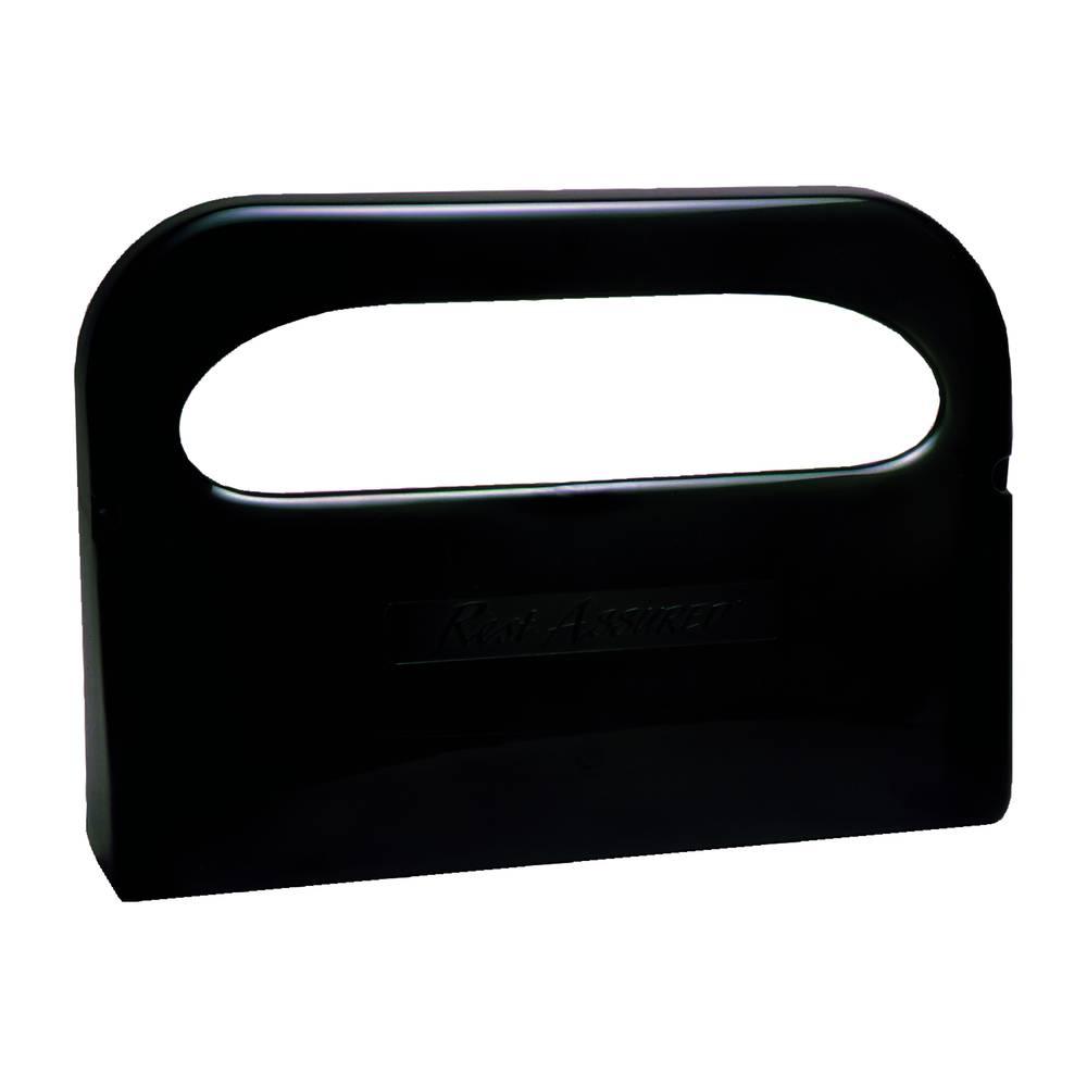 Black 1/2 Fold Seat Cover Dispenser