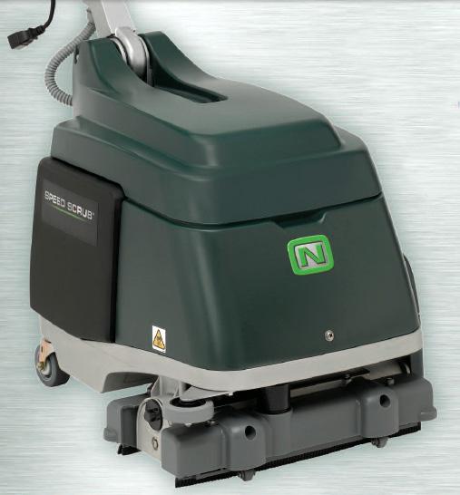 """EPP 9004200 scrubber;15"""" walk behind"""