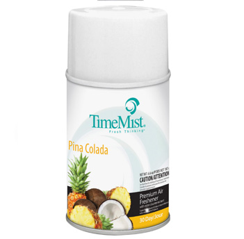 TimeMist Metered 30-Day Pina Colada Scent Refill