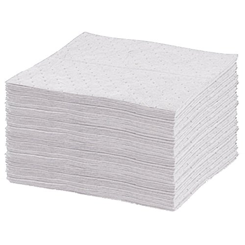 15x18 White Oil Only;200/Bd Bonded Pads 36/sk