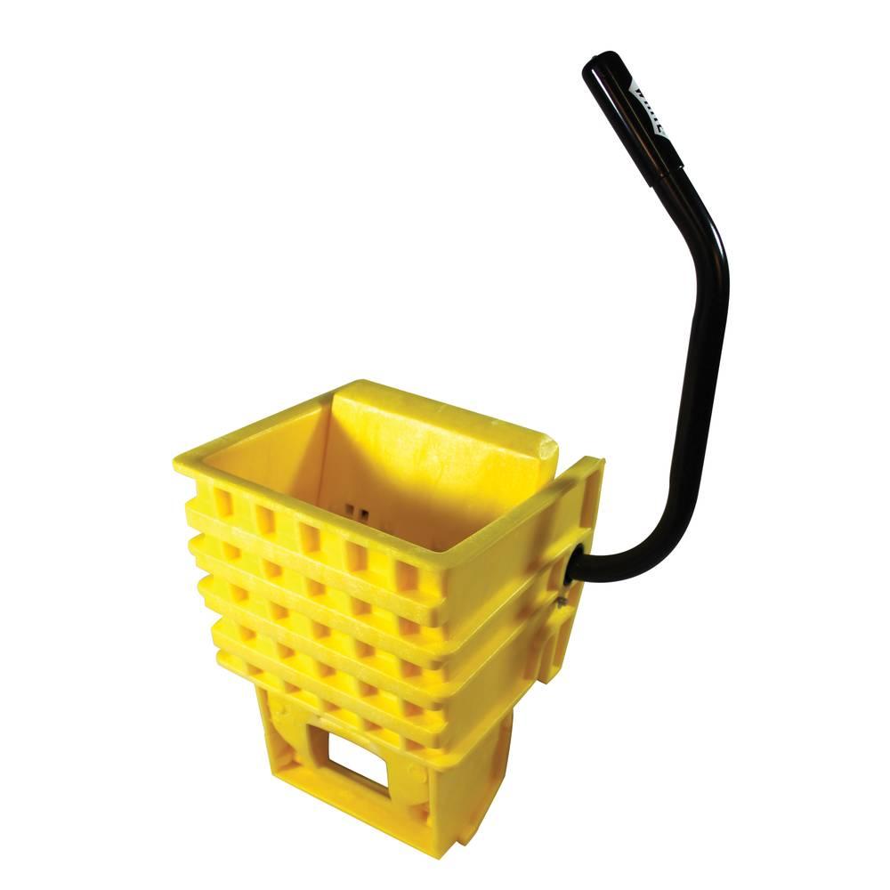 Plastic Squeeze Yellow Wringer