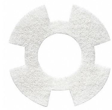 white pads imop set of 2;8.5""