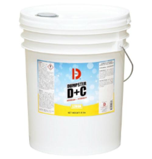 Big D[R] Dumpster D Plus C - 25 lb. Pail. ea