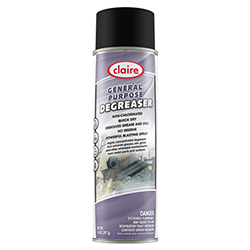 12/20oz Claire General;Purpose Degreaser