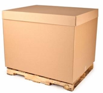 48x40x37.75 HSC 51ECT Corrugated Box