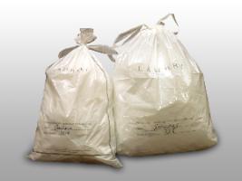 1000 LAUNDRY BAG PLASTIC TEAR STRIP 14X24