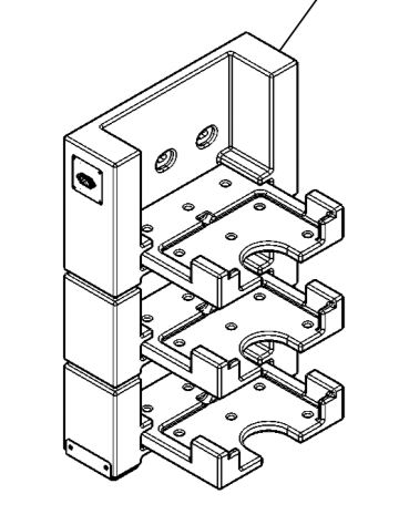 3 Layer i-Mop Wall Charger Unit