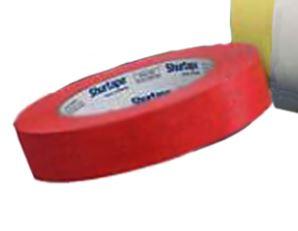 12mm x 55m CP631 Red Masking Tape 72/cs