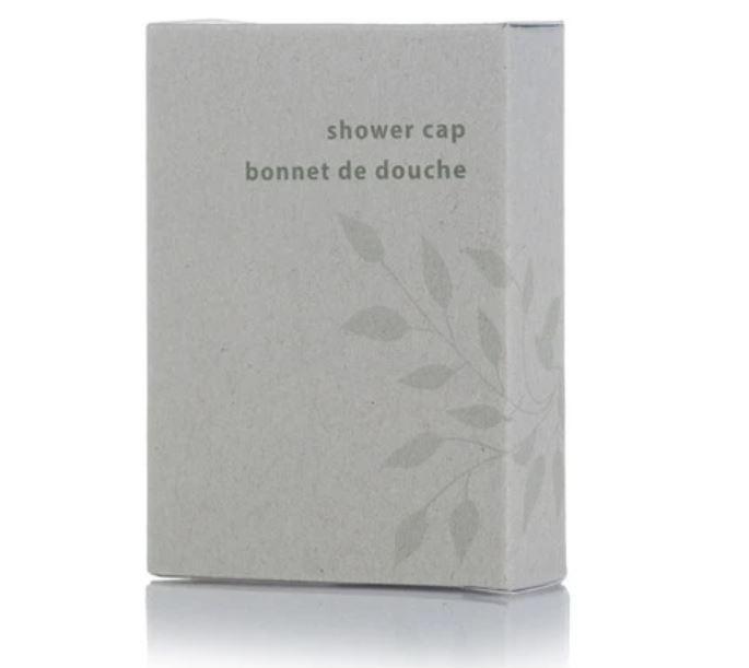 100/cs Plain Shower Caps