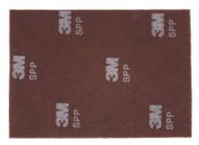 14x20 Maroon Surface Prep Pad SPP14x20, 10/cs
