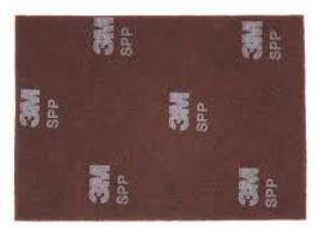 14x20 Maroon Surface Prep Pad SPP14x20, 10/cs